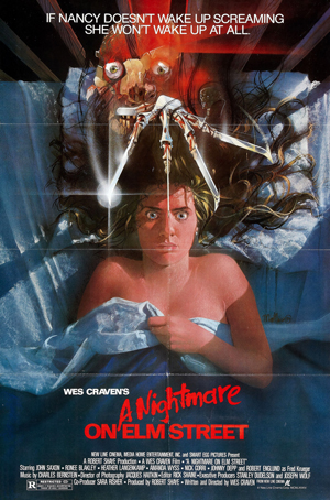 A Nightmare on Elm Street (1984) in 35MM
