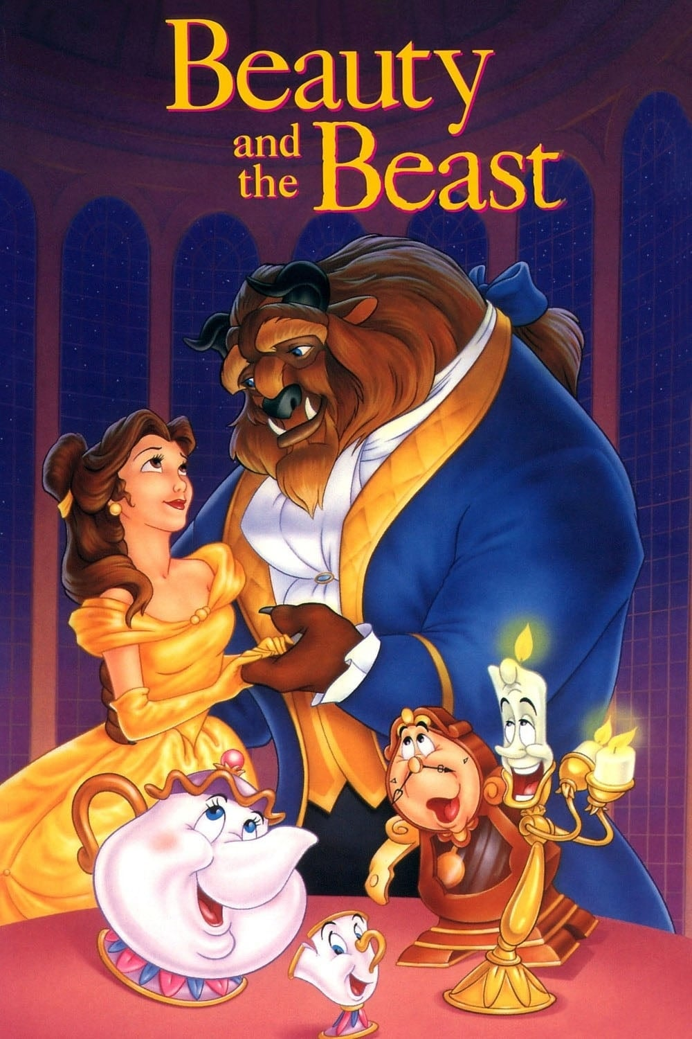 Beauty and the Beast 4DX