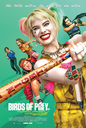 Birds of Prey (And the Fantabulous Emancipation of