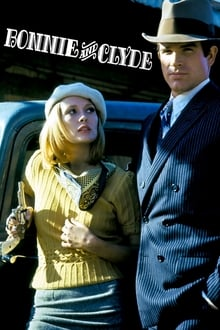 Bonnie and Clyde (1967) in 35MM