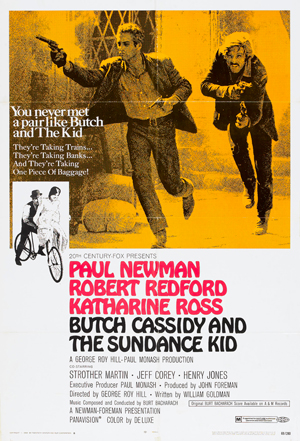 Butch Cassidy and the Sundance Kid 50th Anniversar