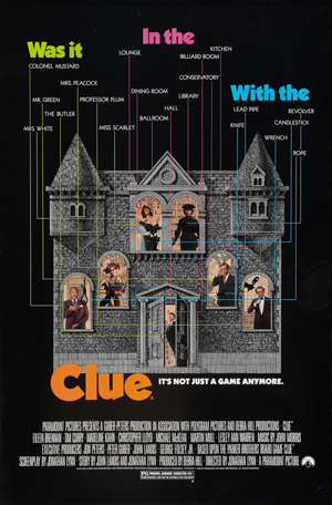 Clue 35th Anniversary