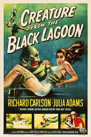 Creature From the Black Lagoon 65th Anniversary