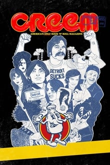 Creem: America's Only Rock 'n' Roll Magazine Poster