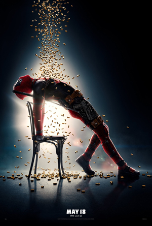 4DX Deadpool 2