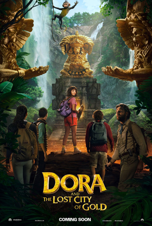 Dora and the Lost City of Gold (Training)