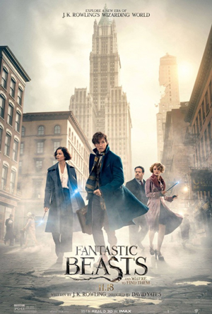 Covenant Methodist - Fantastic Beasts and Where to
