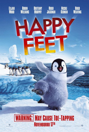 Mommy and Me Films: Happy Feet
