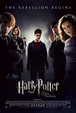 Harry Potter and the Order of the Phoenix in 35MM