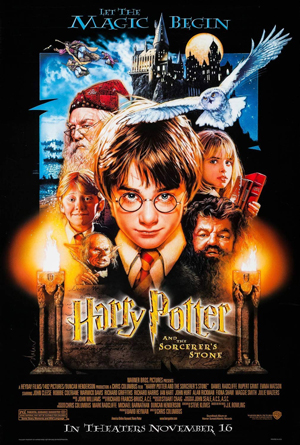 Harry Potter and the Sorcerer's Stone in 35MM