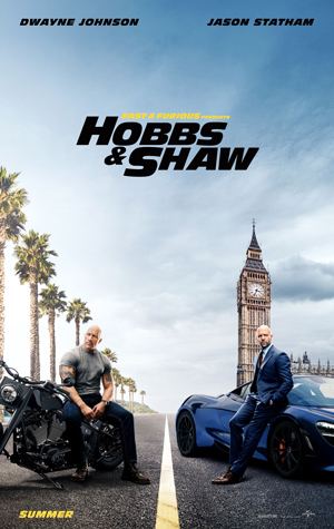 Fast & Furious Presents: Hobbs & Shaw (Training)