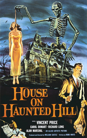 House on Haunted Hill (1959) in 35MM