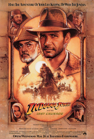 Indiana Jones and the Last Crusade 30th Anniversar