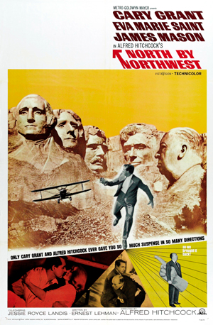 North by Northwest 60th Anniversary