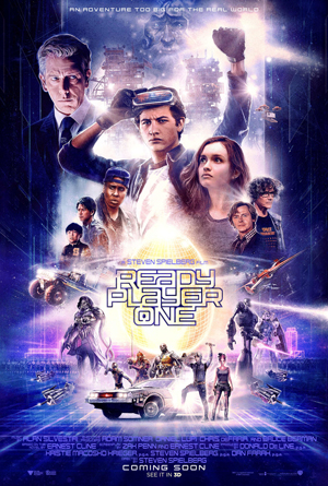 Covenant Methodist - Ready Player One