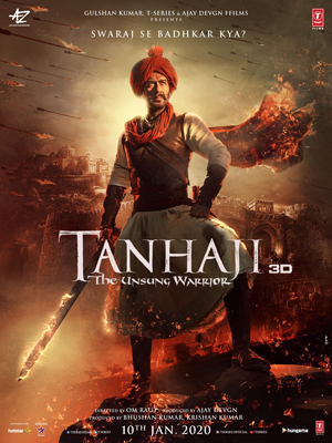 Tanhaji: The Unsung Warrior (Hindi)