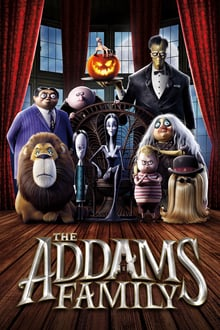 $5 The Addams Family (2019)