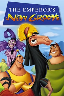 $5 The Emperor's New Groove Poster