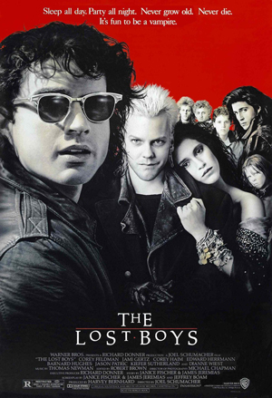 The Lost Boys in 35MM