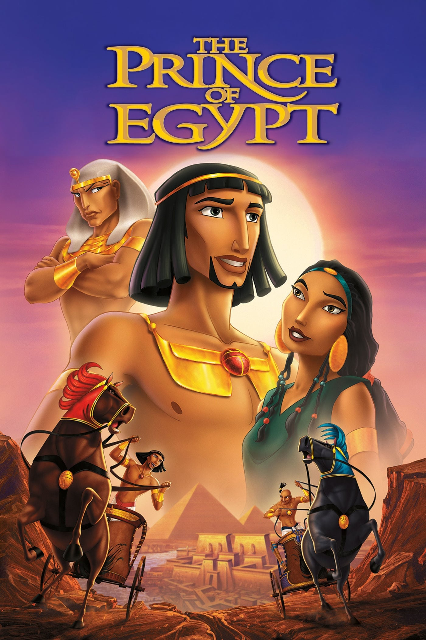 $5 The Prince of Egypt