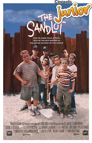 JR The Sandlot: 25th Anniversary