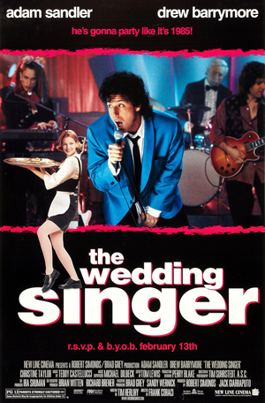 The Wedding Singer in 35MM